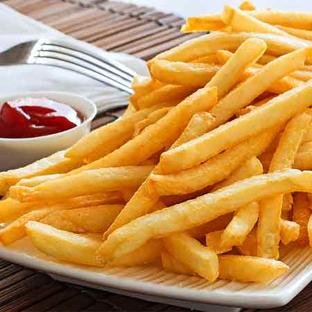FINGER-CHIPS